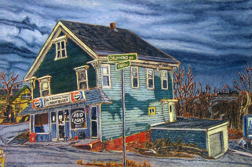 Art Calendar Maine : Maine artist webpages art scene magazine your