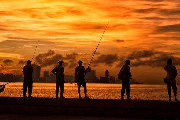 pamela-davis-sunset-fishermen