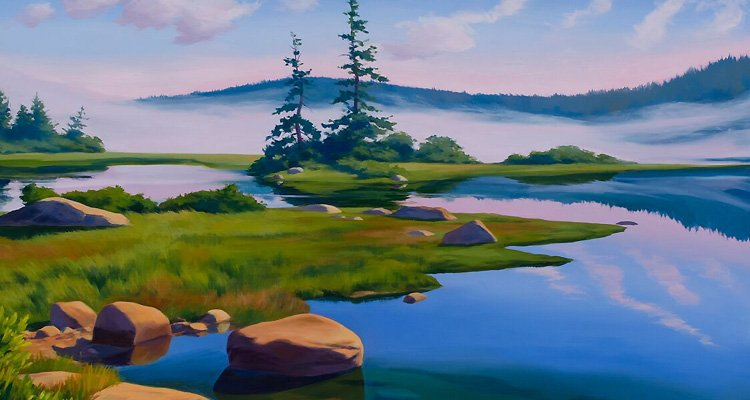 Art Calendar Maine : Summer gallery show at archipelago in rockland maine art